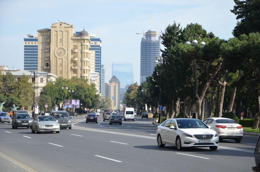 Baku Boulevards