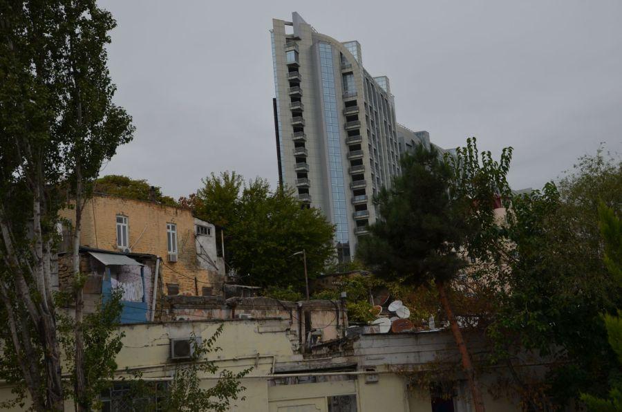 Baku zwischen Alt und Neu