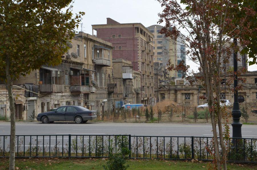 Baku abseits der großen Straßen